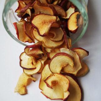 pomme sauvage séchée